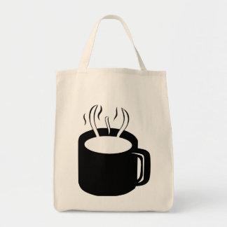 Tasse de café/tasse - cuisson à la vapeur de la bo sac fourre-tout