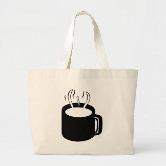 Tasse de café tasse - cuisson à la vapeur de la bo sacs