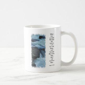 tasse de café, vers de bible