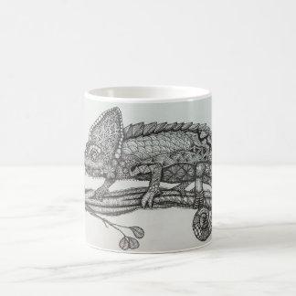 """Tasse de """"caméléon"""""""