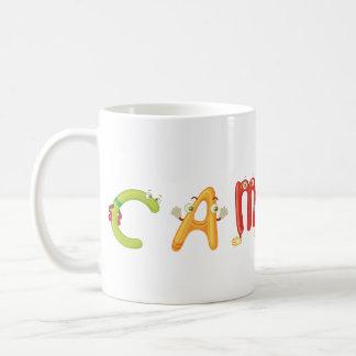 Tasse de Camelia
