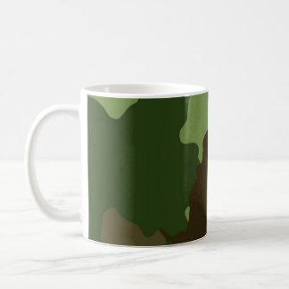 Tasse de camouflage