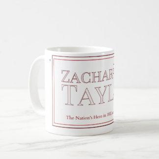Tasse de campagne de Zachary Taylor