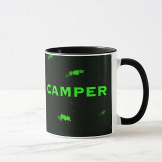 Tasse de campeur - pour le Gamer en votre monde