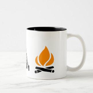 Tasse de camping