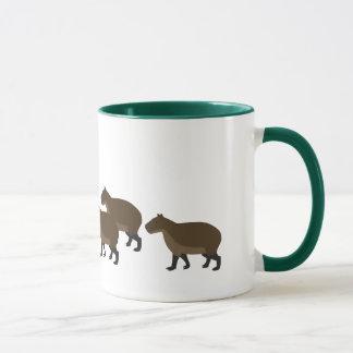 Tasse de Capybara