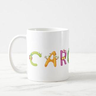 Tasse de Carolyne
