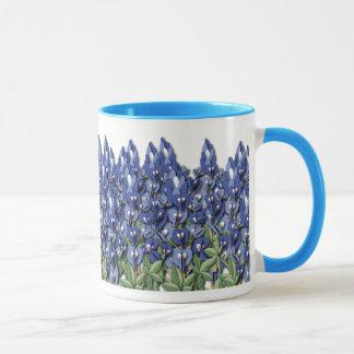 Tasse de champ de Bluebonnet