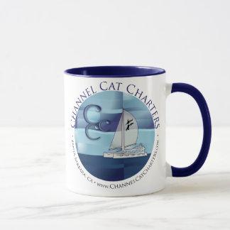 Tasse de chat de la Manche