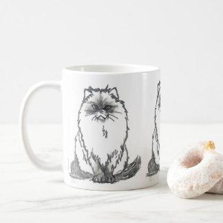 Tasse de chat persan par Nicole Janes