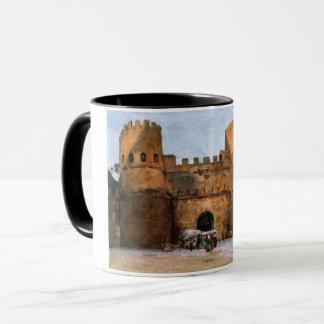 Tasse de château de Rome