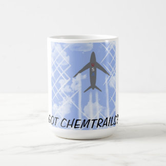 Tasse de Chemtrail
