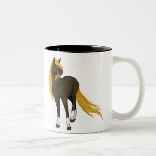 Tasse de cheval