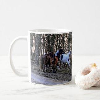 Tasse de chevaux