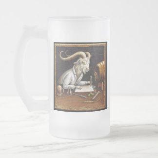 Tasse de chèvre de bière de métier : Zymologie