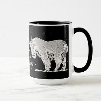 Tasse de chèvre de montagne