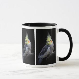 Tasse de Cockatiel