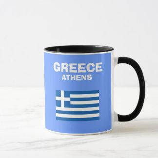 Tasse de code du pays de Greece* GR