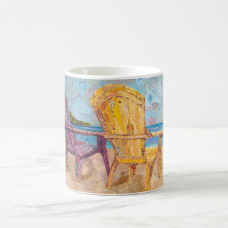 Tasse de collage de souvenirs