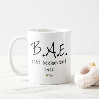 Tasse de comptabilité - BAE, le meilleur comptable