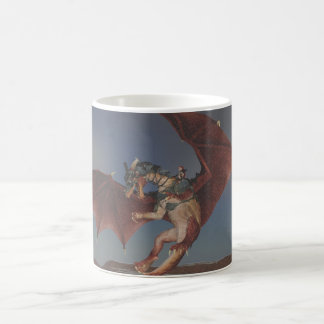 Tasse de conception de dragon par Zayha