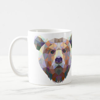 Tasse de conception d'ours