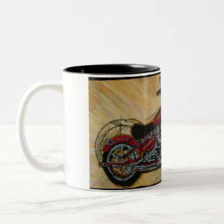 Tasse de coutume de Harley Davidson