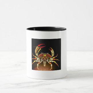 tasse de crabe