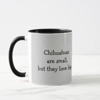 Tasse de Cutie de chiwawa