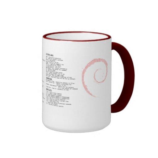 Tasse de Debian
