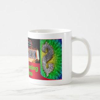 Tasse de déesse de WoManifesting de club de café