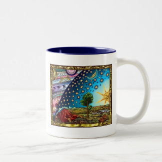 Tasse de dôme de Flammarion ! ! IMPRESSIONNANT