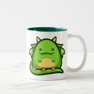 Tasse de dragon de chabots