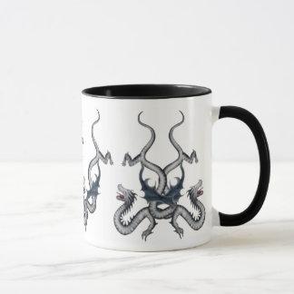 Tasse de dragon de Wildthing avec l'espace pour