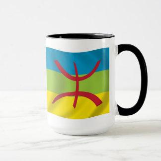 Tasse de drapeau de personnes de Berber