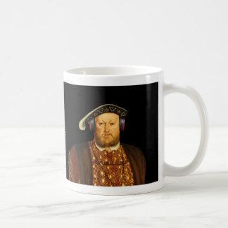 Tasse de facteur de Henry VIII Rex