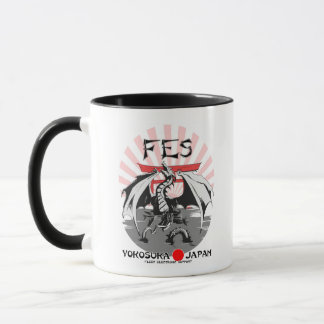 Tasse de FES Yokosuka