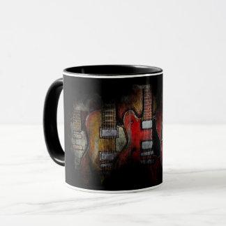 Tasse de fièvre de guitare
