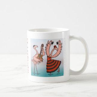 Tasse de flamenco de flamant