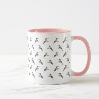 Tasse de frénésie de colibri