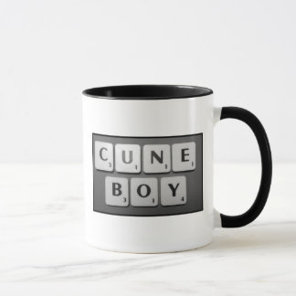 Tasse de garçon de Cune