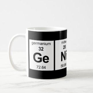 Tasse de génie