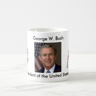 Tasse de George W. buisson