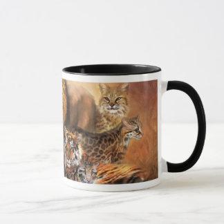 Tasse de grand chat