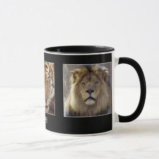 Tasse de grands chats