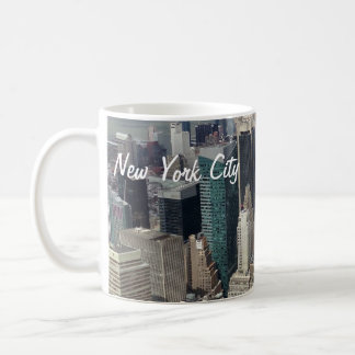Tasse de gratte-ciel de New York
