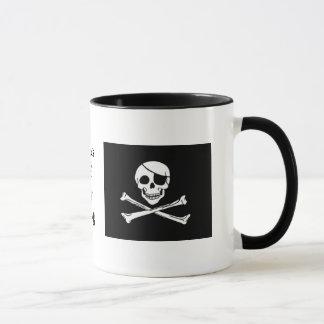 Tasse de grog de pirate