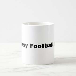 Tasse de Guru du football d'imaginaire