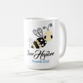 Tasse de Hapbee d'abeille