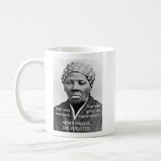 Tasse de Harriet Tubman PerSister